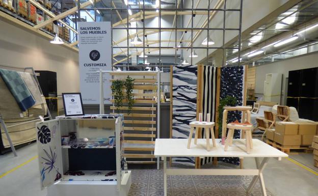 El Proyecto De Economía Circular Salvemos Los Muebles Llega A Ikea
