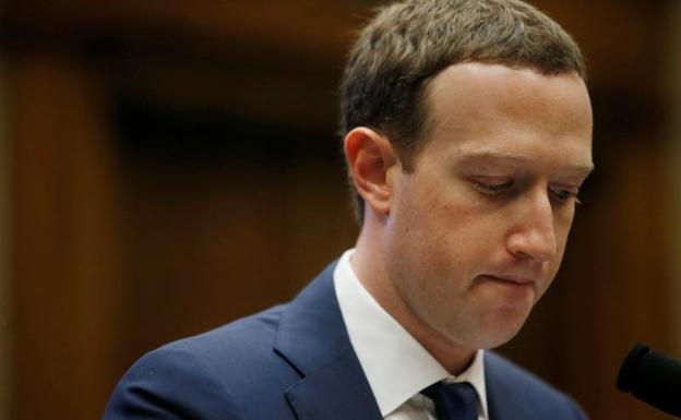 Mark Zuckerberg./Reuters
