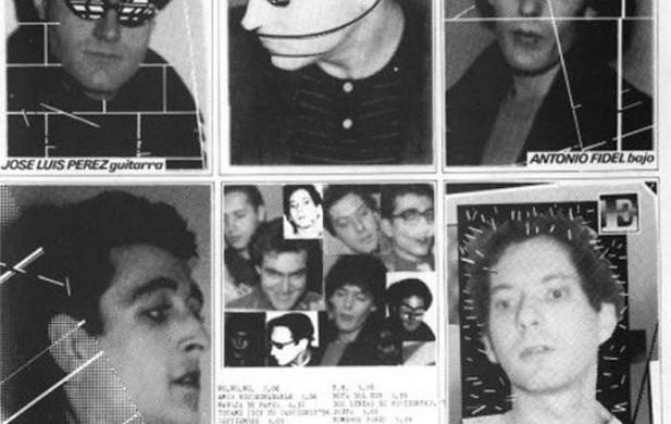 Llega le primer disco con 'Los Rápidos'