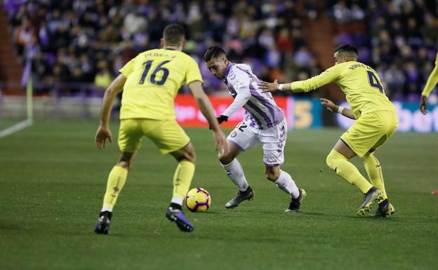 Real Valladolid 0 - 0 Villarreal