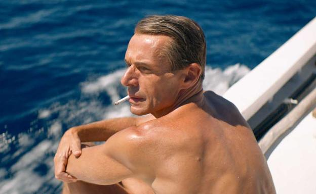 Lambert Wilson interpreta a Jacques Cousteau en 'Jacques'./