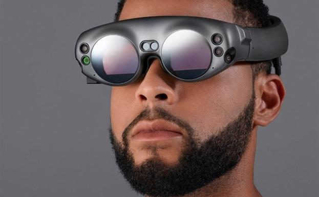Las gafas de Magic Leap.