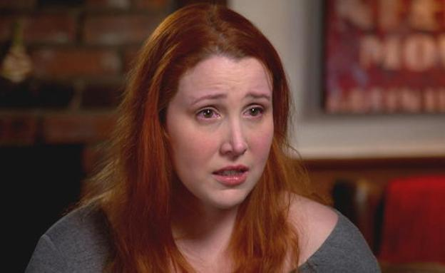 Dylan Farrow./CBS News