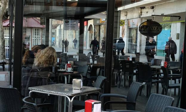 Valladolid Reducirá Las Terrazas Fijas O Semipermanentes