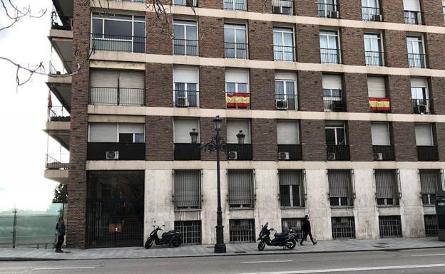 La casa de palencia en madrid pone a la venta su sede a trav s de una inmobiliaria el norte de - Casa madrid inmobiliaria ...
