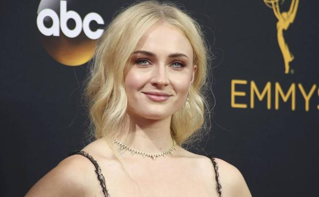 Sophie Turner./Reuters