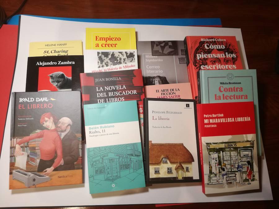 Diecisiete Libros Sobre Libros Para Comprar En La Feria