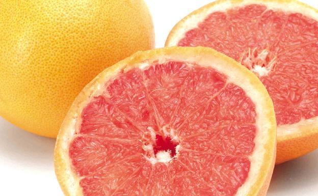 El pomelo, entre la naranja y el limón | El Norte de Castilla