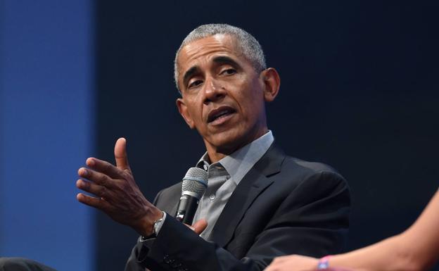 Obama califica «desastre caótico absoluto» la gestión de Trump ante el  coronavirus | El Norte de Castilla