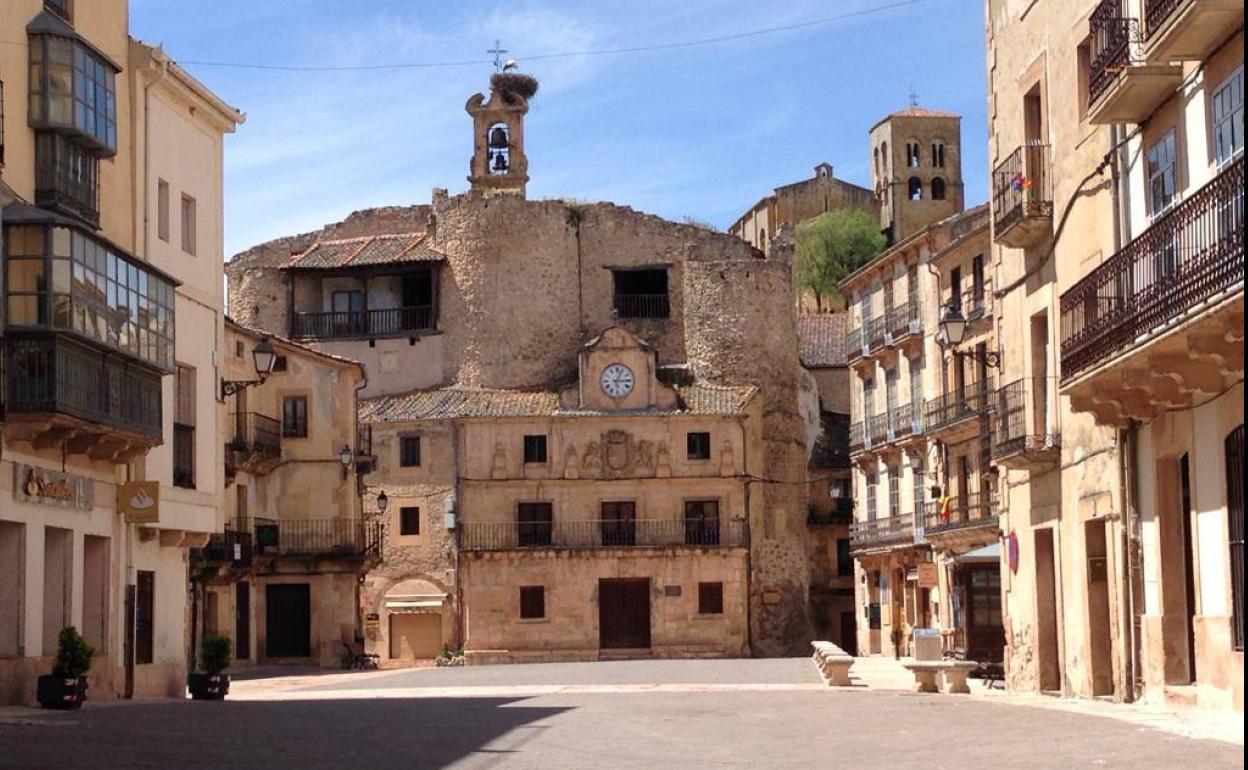 Pueblos de España que merecen ser visitados Sepulveda-kXlE-U110202858380CwG-1248x770@El%20Norte