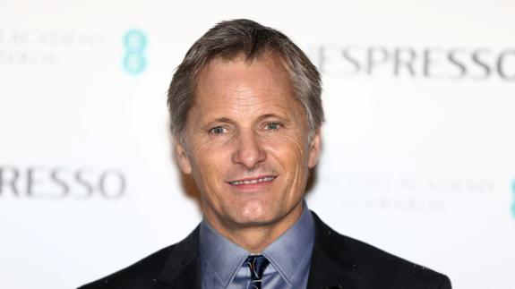 El actor Viggo Mortensen./