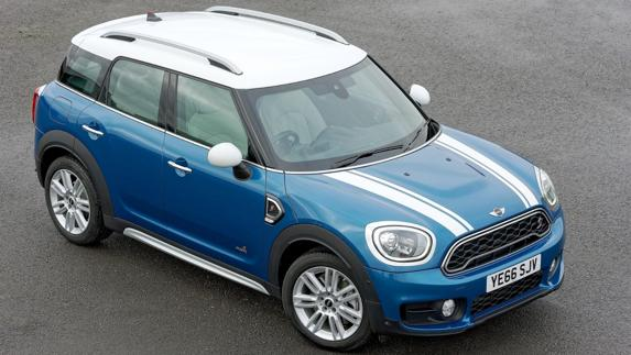 Mini Countryman, marcando tendencia
