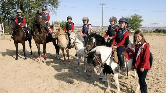 libre y abusado equitación
