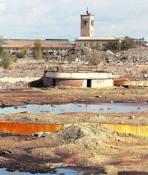 Escenario De Devastacion En Venta De Banos El Norte De Castilla