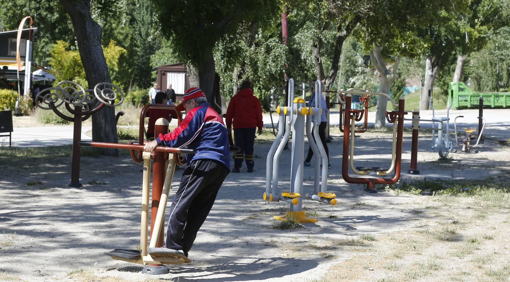Valladolid superará este año las 200 áreas de juegos infantiles y ...