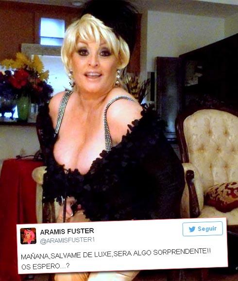 Deluxe Entrevista De Nuevo A Aramís Fuster Ante El Estreno De Tu
