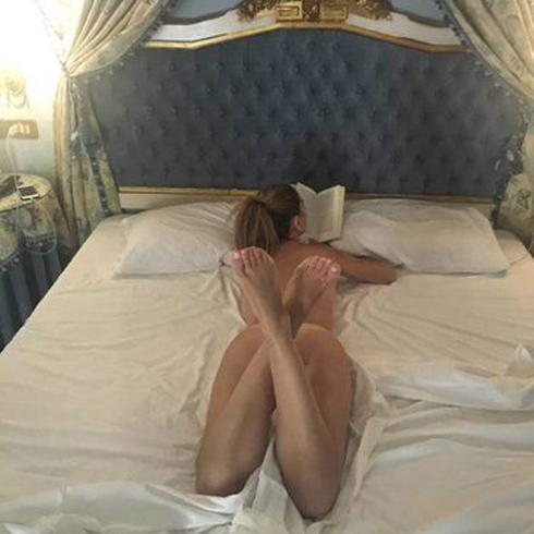 Marta Hazas Protagoniza Un Desnudo Integral En Instagram El Norte