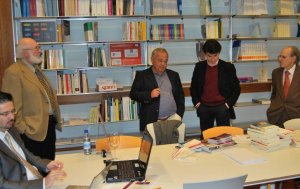 Las editoriales Menoscuarto y Cálamo presentan sus publicaciones a ...