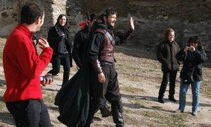 Águila Roja\' graba en la localidad escenas de su cuarta temporada ...